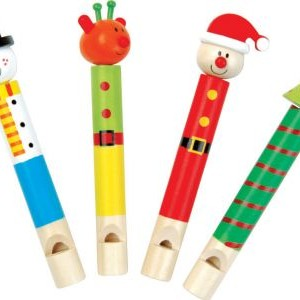 Christmas Whistles